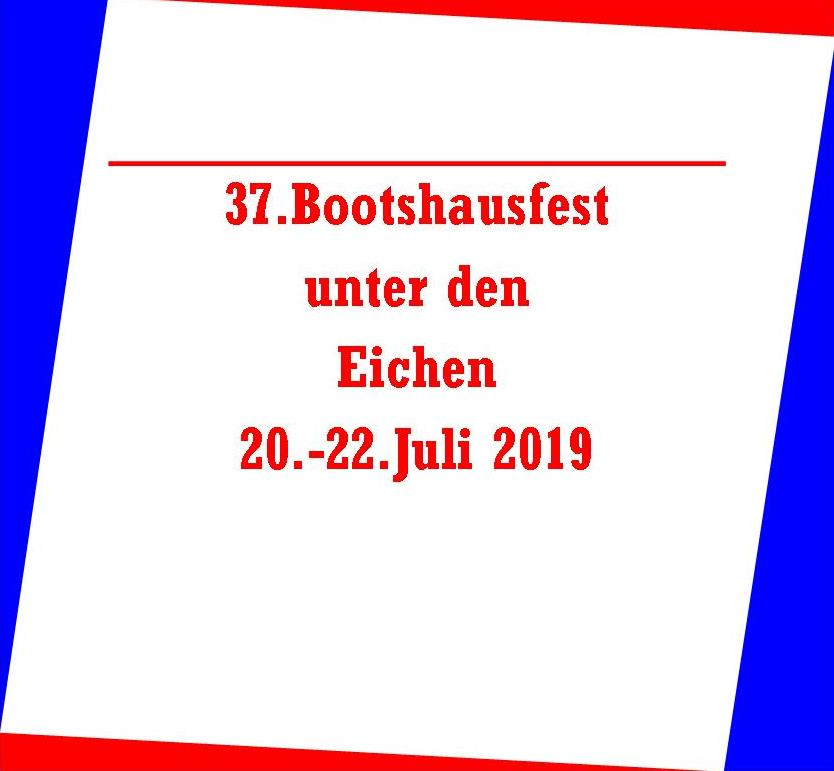Bootshausfest